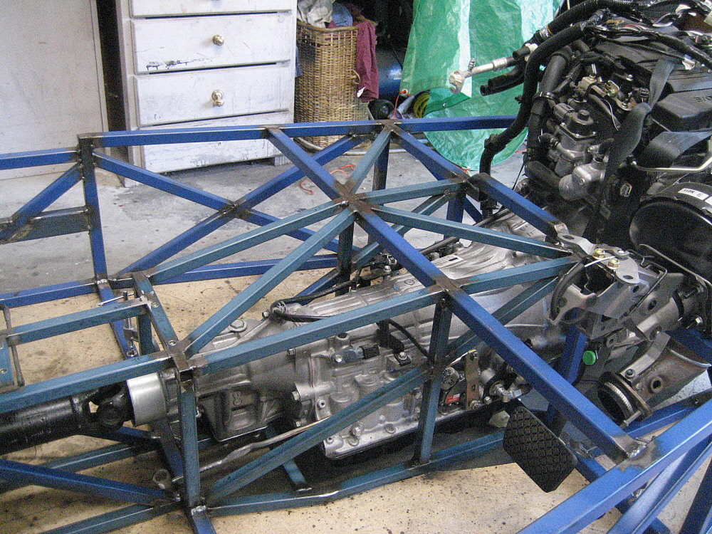 More chassis bracing